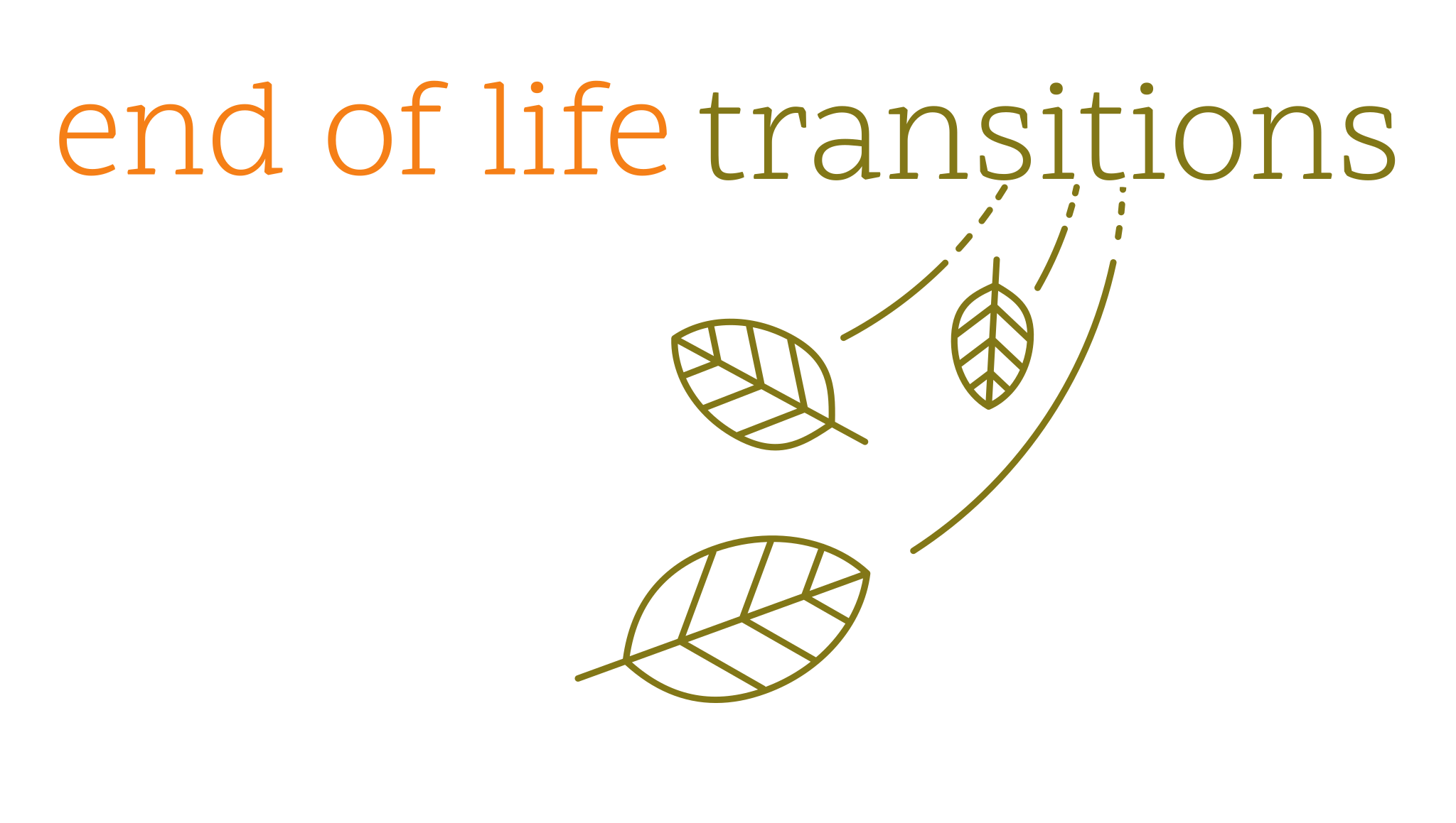 End of Life Transitions